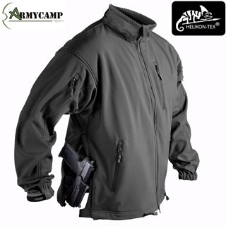 Picture of JACKAL QSA SOFTSHELL BLACK