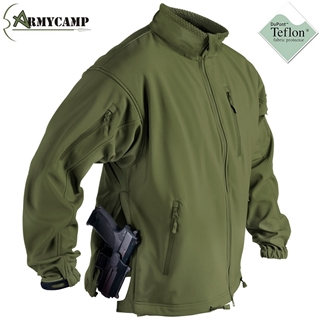 Picture of JACKAL QSA SOFTSHELL O.D