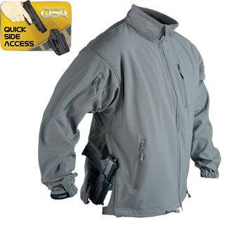 Picture of JACKAL QSA SOFTSHELL FOLIAGE GREEN
