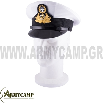 ΠΗΛΙΚΙΟ ΥΠΑΞΙΩΜΑΤΙΚΟΥ Π.Ν HELLENIC NAVY NONCOMMISIONED MEN OFFICER'S UNIFORM  HAT