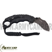 EAGLE CLAW KARABIT BLACK WITH ARMOUR
