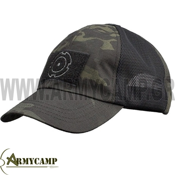 Εικόνα της BLACK MULTICAM HAT BY ORIGINAL SWAT