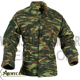 Picture of CDU CAMPAIGN JACKET GREEK CAMOUFLAGE