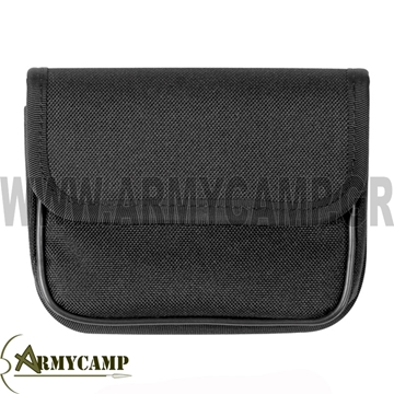 horizontal utility pouch general purpose velcro closure