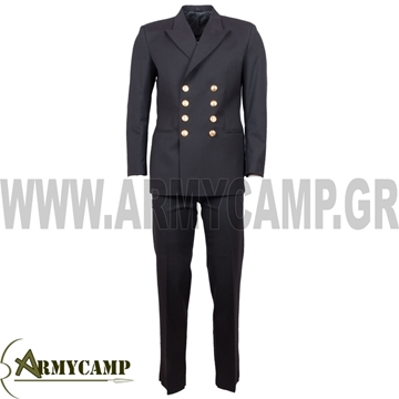 Picture of 8 UNIFORM FOR WINTER FOR COMMISSIONED OFFICERS