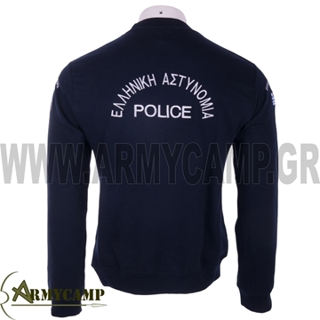ΦΟΥΤΕΡ ΑΣΤΥΝΟΜΙΑΣ ΜΕΣΑΙΟ ΑΝΔΡΙΚΟ B&C POLICE GREECE hellenic-police-blouse-medium-weight-bc-id002