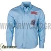 ΠΟΥΚΑΜΙΣΟ ΜΑΚΡΥ ΜΑΝΙΚΙ ΕΚΑΒ LANADOR πουκαμισο ασθενοφορων εκαβ εθνικο  κεντρο αμεσης βοήθειας πουκαμισο