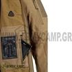 GRID FLEECE LINER JACKET PENTAGON GREECE ARTAXES K08011 COYOTE