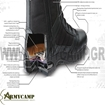 METRO AIR 9'' SIDE ZIP 123201 ORIGINAL SWAT BOOTS EBAY GREECE
