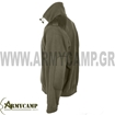 classic army fleece jacket helikon waterproof 100% and breathable