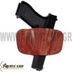 BELT LEATHER HOLSTER FOR USP COMPACT UNCOVERED FULL BARELL FA1 VEGA HOLSTERS FA110