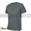 QUICK DRY T-SHIRT GREY COYOTE OLIVE HELIKON-TEX