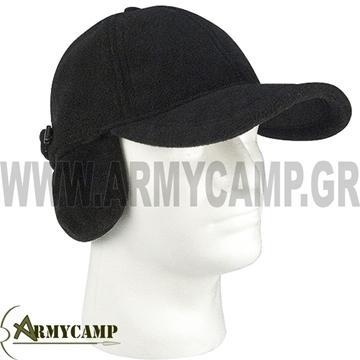 Picture of Fleece Low Profile Cap w/ Earflaps