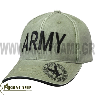 Picture of ARMY EAGLE CAP-O.D.