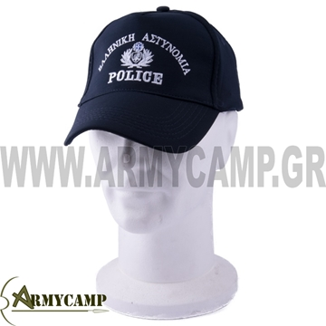 Picture of BASEBALL CAP HELLENIC POLICE