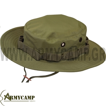 WATERPROOF BOONIE HAT GORETEX OLIVE DRAB HIGHLANDER