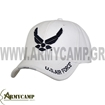 USA AIRFORCE CAP BY ROTHCO 9154 OFFICIAL LICENSED BY USAF US PATENT