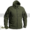 PATRIOT HEAVY FLEECE WATERPROOF JACKET