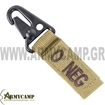 Picture of blood type key chain