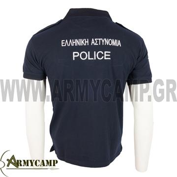 POLO ΕΛΛ.ΑΣTYNOMIAΣ ΜΕ ΕΠΩΜΙΔΕΣ polo-ελασ-pentagon-2-με-επωμιδεσ-greek-forces-police-πολο-μπλουζακι-κοντομανικο