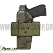 VKX 8 VEGA HOLSTERS THERMO MOLDING POLYMER EASY ACTION HOLSTER GLOCK 17 ,19 USP COMPACT