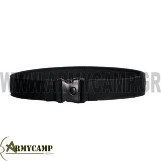 Picture of Cordura H 5cm padded belt-BLACK