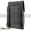 MA71 CONDOR DOUBLE KANGAROO MAG POUCH AK/47 9mm 0.45 pistol mag pouch