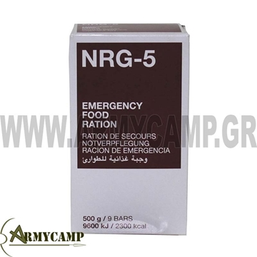 Picture of EMERGENCY FOOD RATION NRG-5