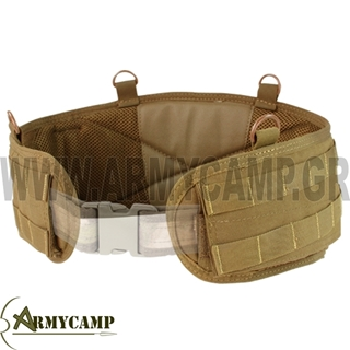 BATTLE BELT NEW BY CONDOR COYOTE TAN