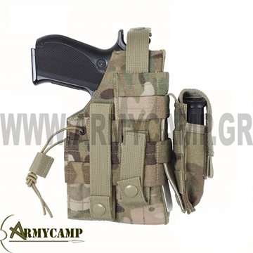 ΠΙΣΤΟΛΟΘΗΚΗ MOLLE MULTICAM CRYE PRECISSION COLOR USA COLT  1911  GLOCK 17