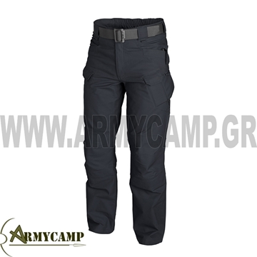 URBAN TACTICAL PANTS RIP-STOP  NAVY BLUE παντελονι -αστυνομιας -επιχειρησεων-μπλε-ελαστικο-στενη -γραμμη
