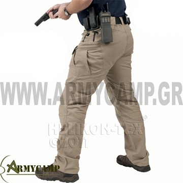 Picture of URBAN TACTICAL PANTS CANVAS