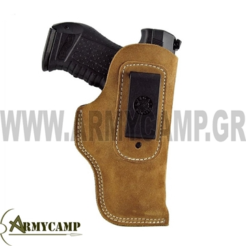 Picture of INSIDE SUEDE BELT HOLSTER