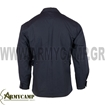 BDU RIP-STOP NAVY BLUE UNIFORM JACKET PANTS HELLENIC POLICE