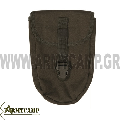 US OD SHOVEL  COVER MOLLE  13494301 MILTEC