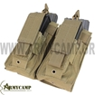 DOUBLE KANGAROO MAG POUCH M4 -PISTOL MAG   ma51