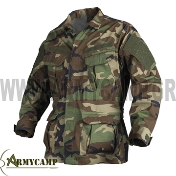 ΧΙΤΩΝΙΟ ΜΑΧΗΣ WOODLAND SFU NEXT BL-SFN-PR WOODLAND TACTICAL SHIRT PATROL LINE