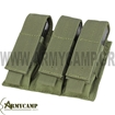 triple-pistol-mag-pouch-ma52-ma23-condor-GREECE ΤΡΙΠΛΗ ΓΕΜΙΣΤΗΡΩΝ 9mm MOLLE USP COMPACT GLOCK 17 ΠΙΣΤΟΛΙ ΕΝΝΙΑΡΙ ΑΣΤΥΝΟΜΙΑΣ ΓΙΛΕΚΟ ΜΑΧΗΣ