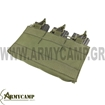 triple M4 mag insert by condor VA6   mopc exo plate carrier