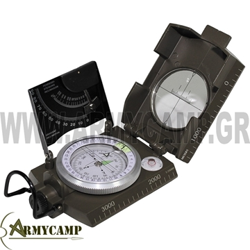 ΠΥΞΙΔΑ ΠΥΡΟΒΟΛΙΚΟΥ SILVA RANGER it-italian-compass 34063 MFH EBAY AMAZON