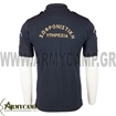 JAILER's POLO T-SHIRT GREECE LOW VISIBILITY