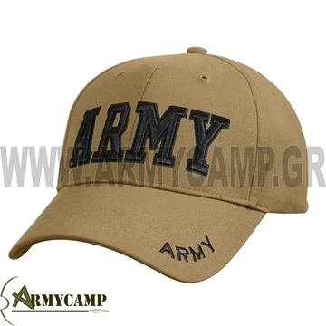 army-cap-χακι-ROTHCO-COYOTE-BASEBALL-COTTON