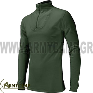Picture of BMD DOUBLE LAYER ISOTHERMAL 3/4 ZIPPER-CHAKI