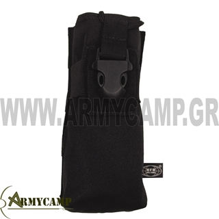 RACAL MFH MOLLE POUCH 30612 BLACK