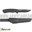 BUSHCRAFT BLACK SRT BY MORA