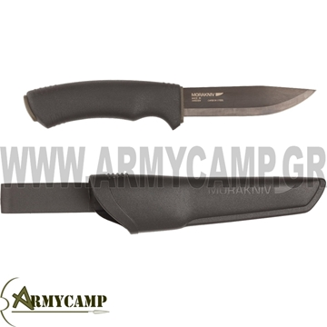 Bushcraft Survival knife BLACK MORA