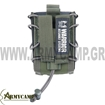 Picture of Univesal Single Quick Mag with Single Pistol Pouch MultiCam