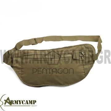 εσωτερικη μπανανα μεσης Pentagon K16038 concealable-body-hip-pouch-PENTAGON