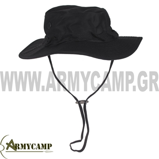 Picture of US GI Bush hat rip stop- BLACK