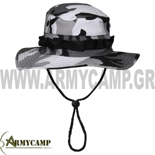 Picture of US GI Bush hat rip stop- URBAN